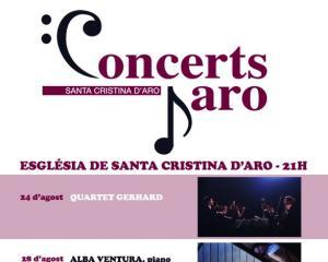 Concerts d'Aro 2019